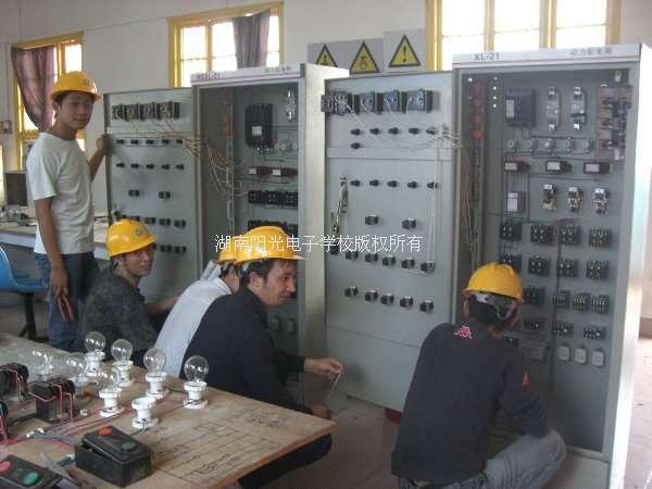 中级电工实战班